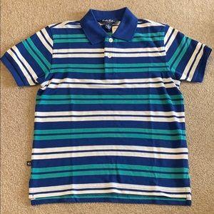 Brooks Brothers Shirts & Tops - NWT boys striped polo Brooks Brothers